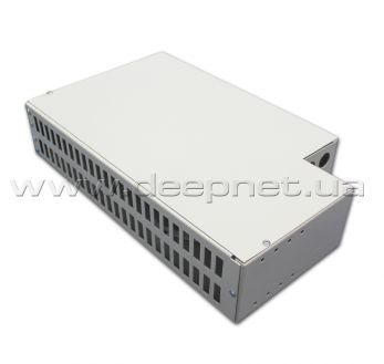 Optical fiber distribution frames (ODF) SN 19/2U-48-SC-duplex / LC-duplex